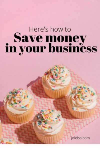 Five Great Ways to Save Money in Your Business