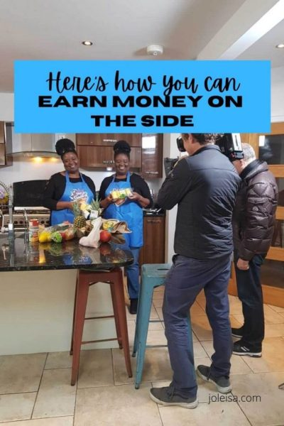 How you can Earn Money on the Side
