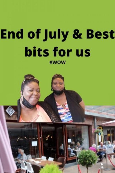 July's Best Bits – Amazing!