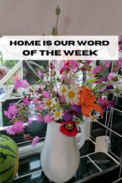 Home is our Word of the Week