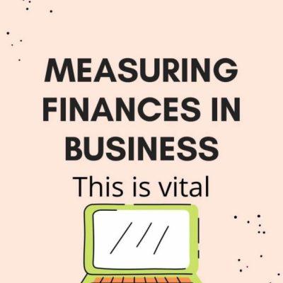 finances in business