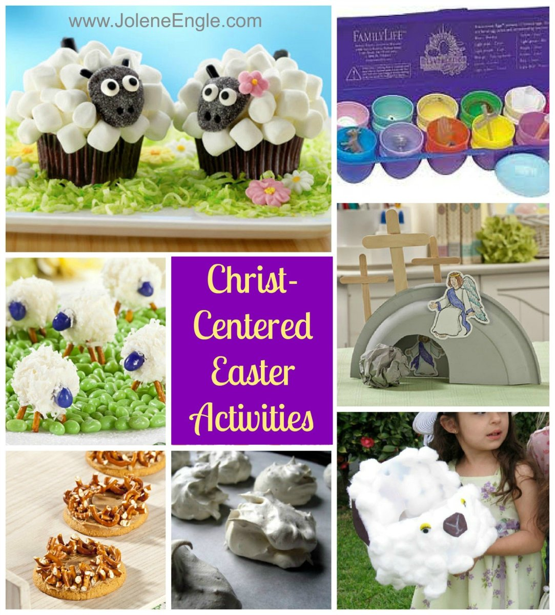 Christ-Centered Easter Activities