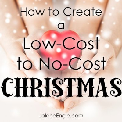 How to Create a Low-Cost to No-Cost Christmas