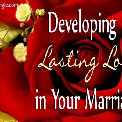 Developing a Lasting Love in Your Marriage…& a Link Up!