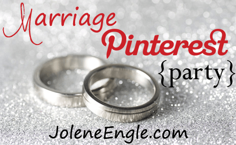 Weekly Marriage Pinterest Party