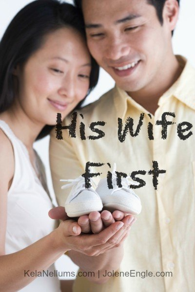 You're His Wife First