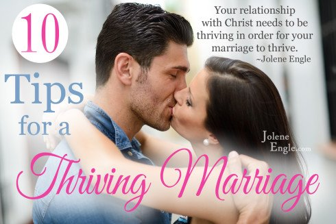 10 Tips for a Thriving Marriage
