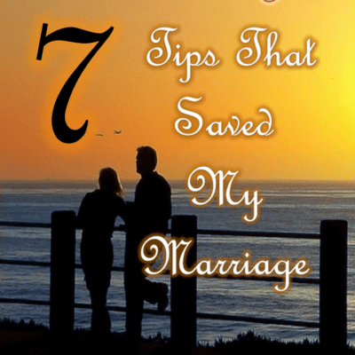 Day 8: From Mess to Bliss: 7 Tips That Saved My Marriage