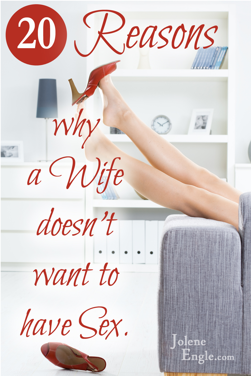 My wife doesn t want sex