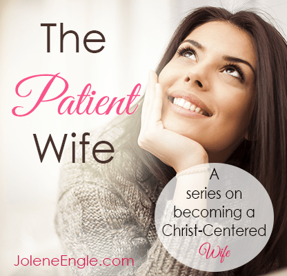 The Patient Wife by Jolene Engle