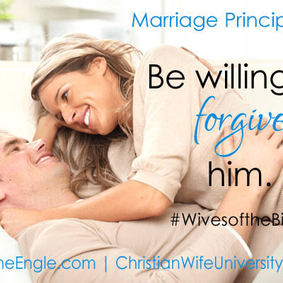 Marriage Principles #5 and #6