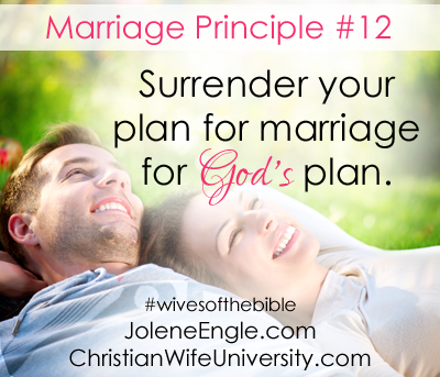 Marriage Principle #11 and #12