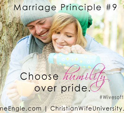 Marriage Principle #9 and #10