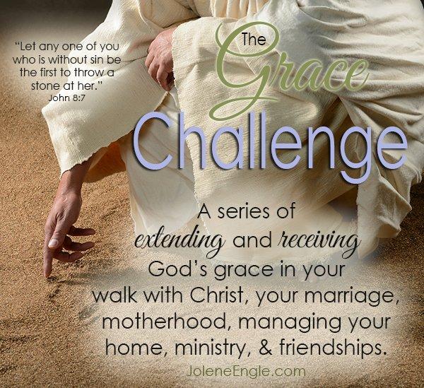 The Grace Challenge by Jolene Engle