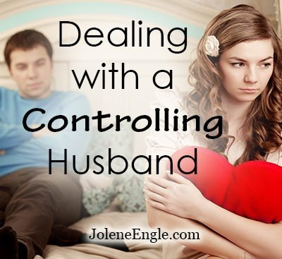 How to Deal with a Controlling Husband