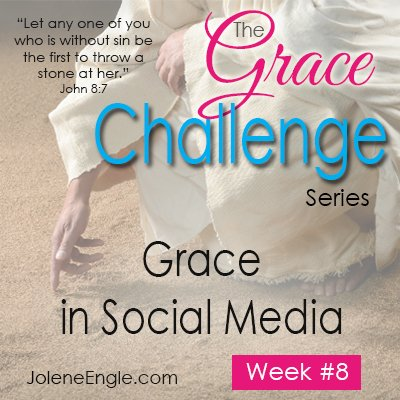 The Grace Challenge: Grace in Social Media
