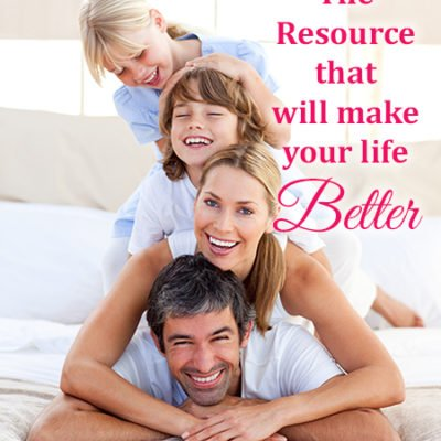 The Resource that Will Make Your Life Better