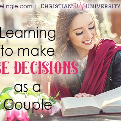 Learning to Make Wise Decisions as a Couple