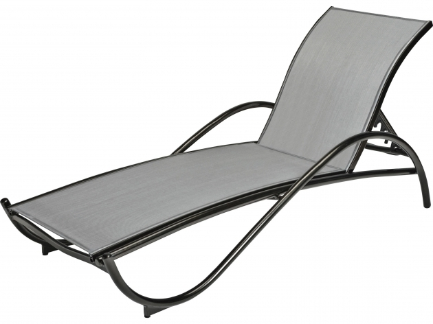 Sling Chaise Lounge Chair
