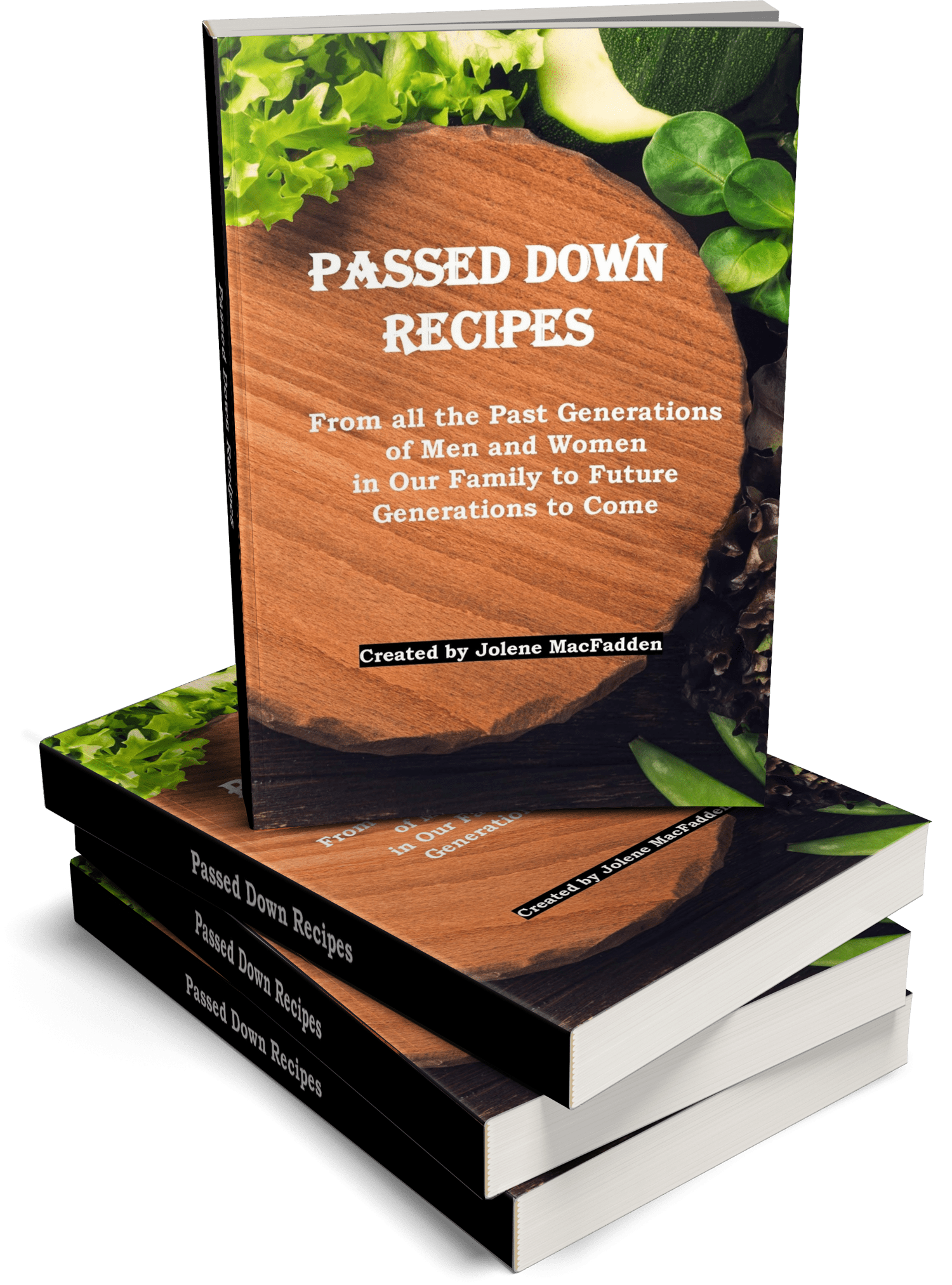 More Workbooks for Recipes and Kids Activities