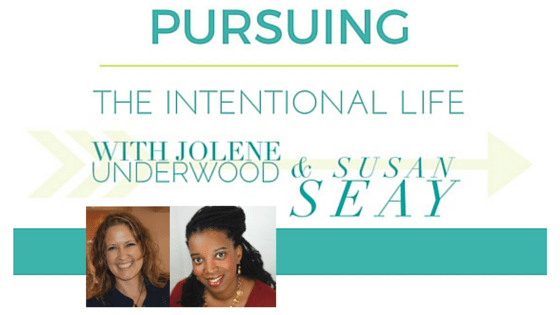 Pursuing the Intentional Life: Episode 1