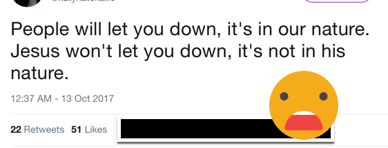 god-will-let-you-down