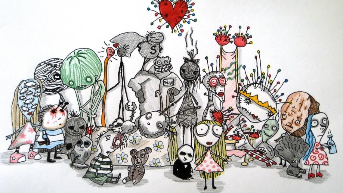 Tim Burton a la cinémathèque fr
