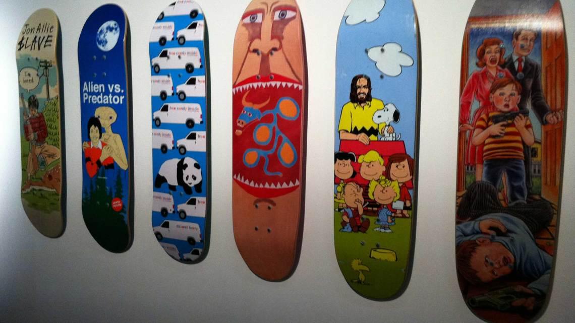 Skateboard Culture – Exposition