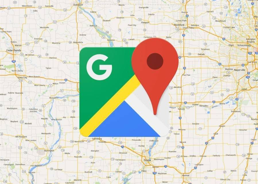 Créer une carte avec Google map