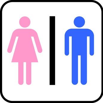 Picto des toilettes – inpirations