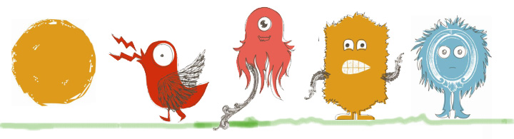 Inspiration – Les petits monstres