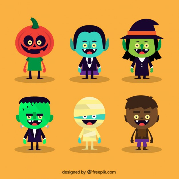 Inspiration Halloween 2016