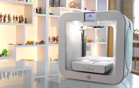 Quelques imprimante 3D