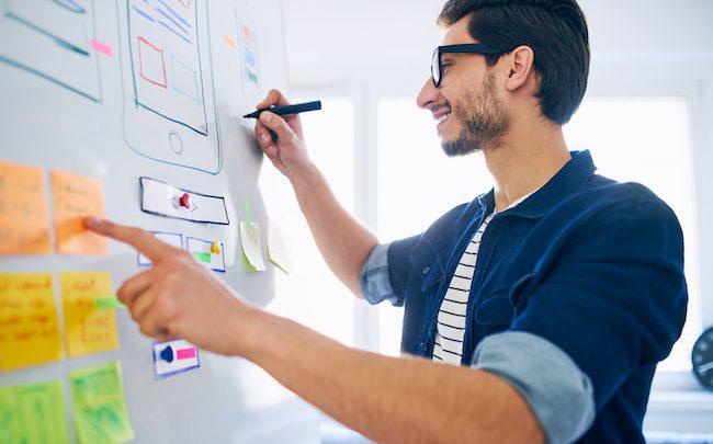 Les tendances UX et webdesign 2018