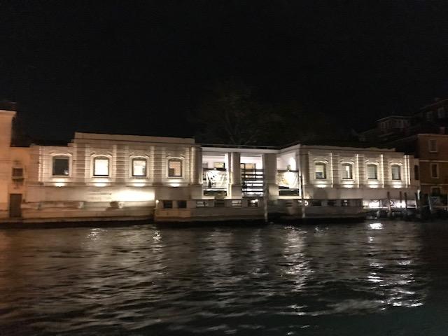 Fondation Guggenheim: îlot de modernisme à Venise