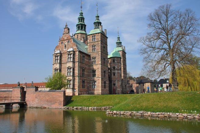 Rosenborg Slot à Copenhague. ©Joli.Voyage