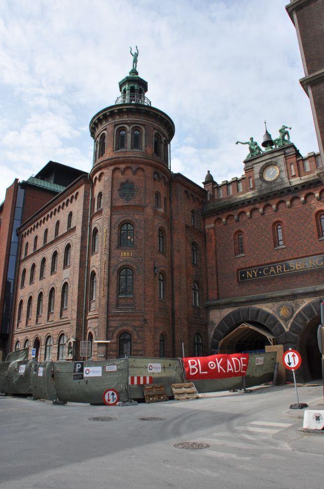 L'hôtel Ottilia à Copenhague