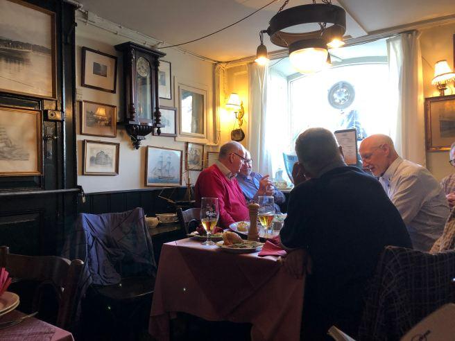 Kanal Caféen, à Copenhague