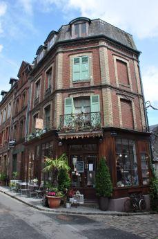 Chez Laurence, à Honfleur. ©Joli.Voyage