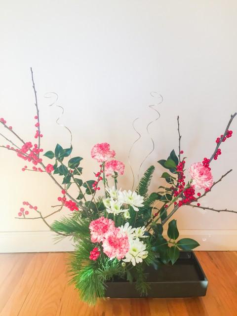 Ikebana Ou Lart Floral Japonais Joli Bonheur Un Blog