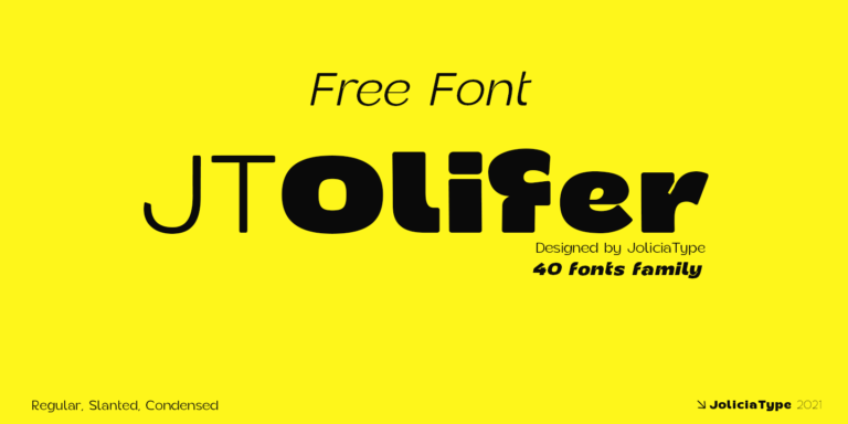 Free JT Olifer | Light
