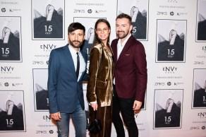 Vjeko Franetovic, Mia Kovacic i Nikica Ivancevic