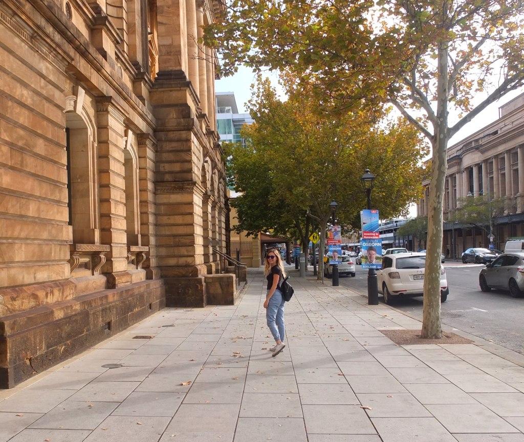 Road trip de Adelaide à Canberra Australie