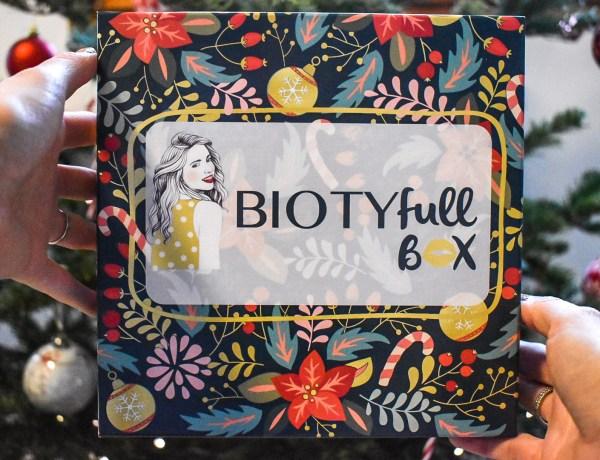 biotyfull box decembre