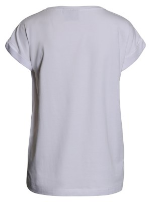 dames kledij fashion grote maten signature t-shirt