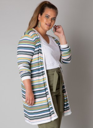 dames kledij fashion grote maten yesta trui cardigan