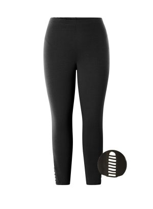 dames kledij fashion grote maten yesta legging