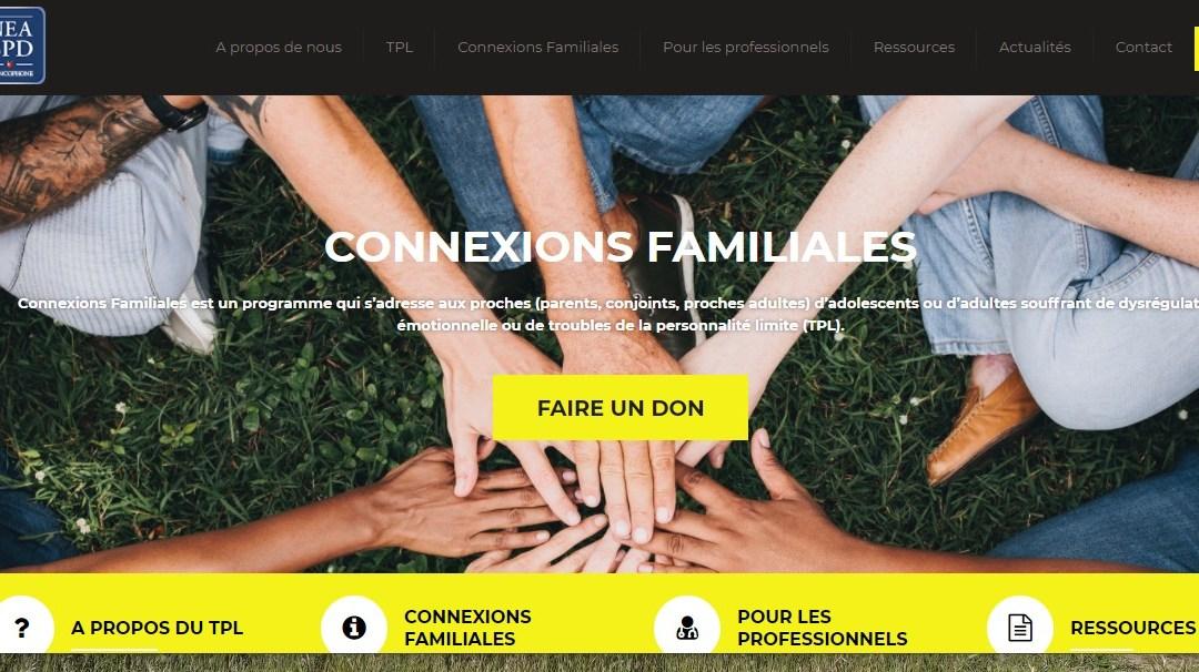 Photo de connexions familiales