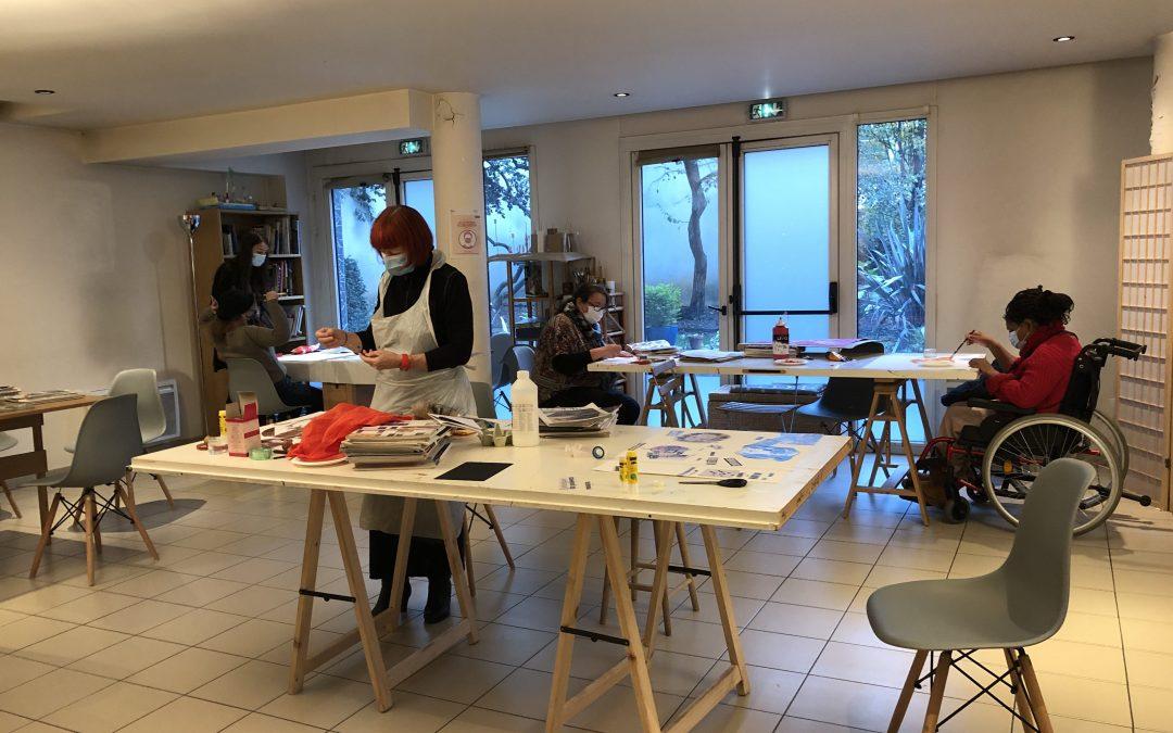 EPOC propose des atelier d'art