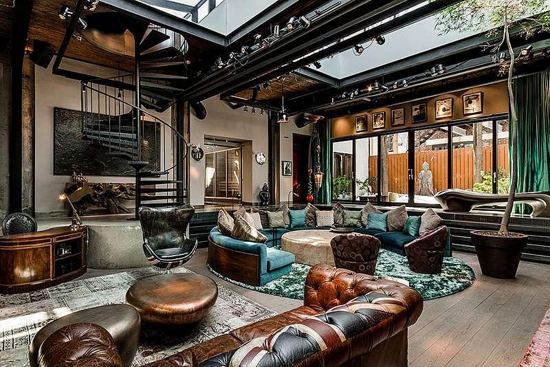 Une magnifique demeure au style industriel sur le PlateauMontRoyal pour 3 000 000  Joli Joli